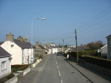 Penysarn, looking north, Anglesey © Eric Jones
